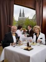 Restaurantkritiker Joachim Roemer