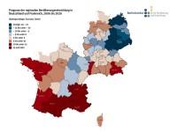 Prognose der regionalen Bevölkerungsentwicklung 2006-2030